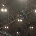 LED演出JIGdrone